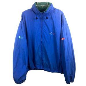 Greg Norman Vintage Windbreaker Rain Jacket XL